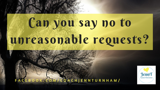 unreasonable requests, HSE, boundaries, women, HSP, Highly sensitive person