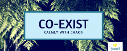 coexist chaos psychology behaviour therapy CBT NSP extrovert jenn turnham