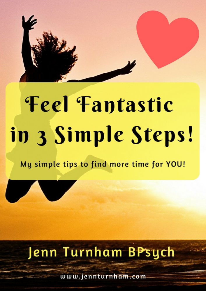 3 Simple Steps to Feel Fantastic free e-book
