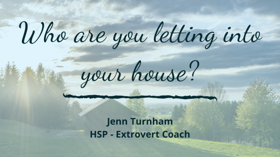 Cover Photo HSP - Extrovert